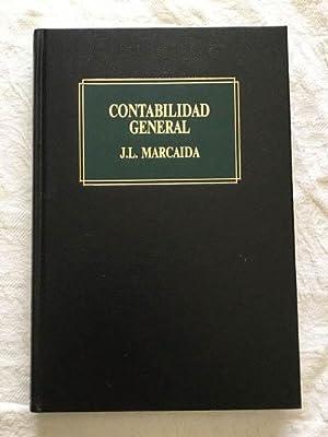 Contabilidad general: J.L. Marcaida