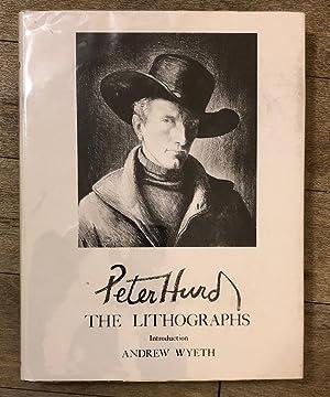 Peter Hurd: The Lithographs: Peter Hurd; Andrew