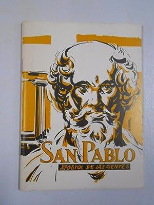 Imagen del vendedor de SAN PABLO. APÓSTOL DE LAS GENTES: CENTRO MISIONAL XAVIER. JOAQUIN MARIA GOIBURU. TDK229 a la venta por TraperíaDeKlaus