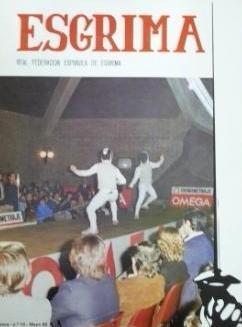Imagen del vendedor de ESGRIMA FEDERACION ESPAÑOLA DE 2ª EPOCA Nº 10 MAYO 1982 a la venta por TraperíaDeKlaus
