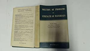 Solution of problems in strength of materials: Urry, S. A