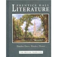 Prentice Hall Literature: Kinsella, Kim (CON);