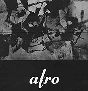 Afro: Exhibition of Paintings. February 25 -: Afro (artist.); Brandi,