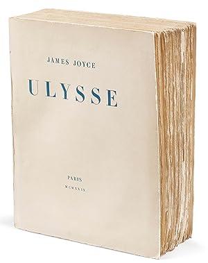 Ulysse: Joyce, James