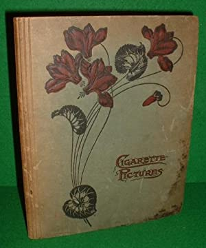 CIGARETTE CARD ALBUM CONTAINING 223 CARDS