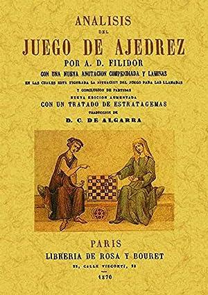 Análisis del juego del ajedrez: Filidor