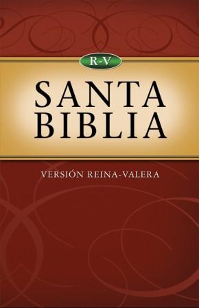 Santa Biblia--Version Reina-Valera: Holy Bible--Reina-Valera Version (Reina: Publishing, Barbour