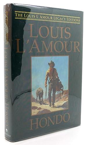 HONDO: Louis L'Amour