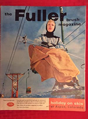 The Fuller Brush Magazine: Holiday on Skis: Fuller Brush Company
