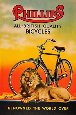 Phillips All British Quality Bicycles Lion