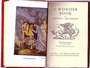 A WONDER BOOK: HAWTHORNE, Nathaniel