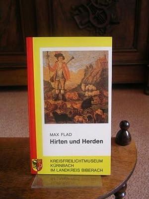 Hirten und Herden. Ein Beitrag zur Geschichte: Flad, Max: