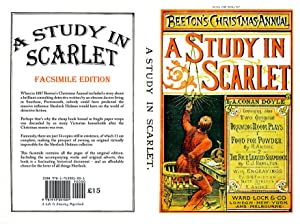 Beeton's Christmas Annual 1887: A Study in: Arthur Conan Doyle