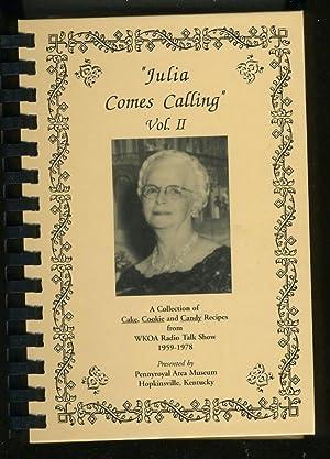 "JULIA COMES CALLING"" VOL. II: Henry, Julia"