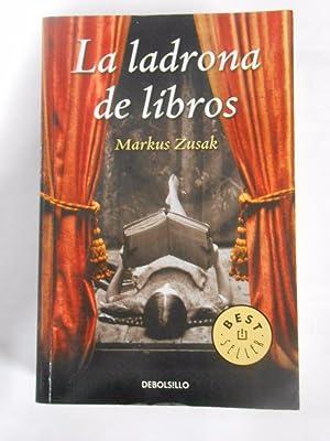 LA LADRONA DE LIBROS. MARKUS ZUSAK. TDK102