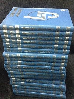 ENCICLOPEDIA LECTUM JUVENIL Completa - 20 tomos