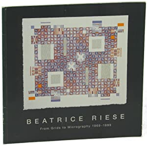 Beatrice Riese: From Grids to Micrography 1969-1999: Wei, Lilly