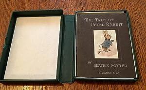 THE TALE OF PETER RABBIT.: POTTER. BEATRIX.