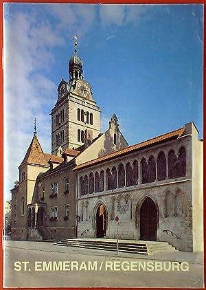 Kunstführer Nr. St ehemalige Benediktinerabteikirche Emmeran zu Regensburg