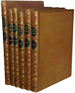 Complete set of Thackeray's Christmas Books (Mrs. Perkins's Ball; Our Street; Doctor Birch and hi...