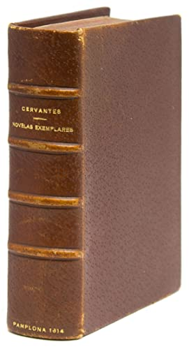 Novelas Exemplares: Cervantes Saavedra, Miguel