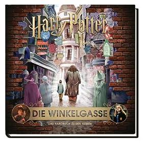Bild des Verkäufers für Harry Potter: Die Winkelgasse - Das Handbuch zu den Filmen zum Verkauf von AHA-BUCH GmbH