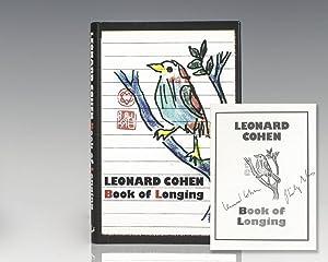Book of Longing.: Cohen, Leonard