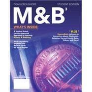 M & B, Hybrid with Economics CourseMate: Croushore, Dean