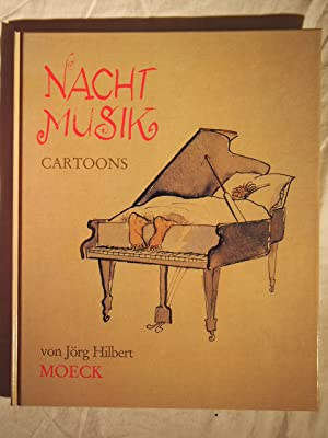 Nachtmusik: Cartoons (Edition Moeck).