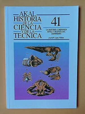 Historia de la Ciencia y de la: José Mª López