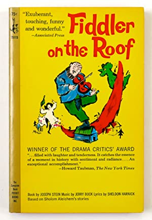 Fiddler on the Roof: Stein, Joseph, Book