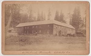 Bucks Ranch. Plumas Co.: Established 1850