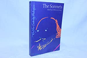 The Sonnets (The New Cambridge Shakespeare): Shakespeare, William; Evans,