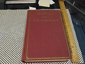 Eugenics And Sex Harmony: Herman H. Rubin