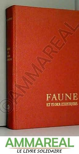 FAUNE ET FLORE EXOTIQUES.: COPIN LUC PISCICULTEUR