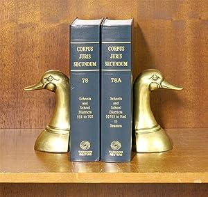 Corpus Juris Secundum. Vols. 78-78A Schools and: Thomson Reuters