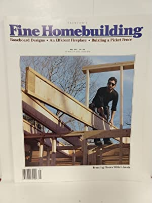 Fine Homebuilding Magazine May 1997, No. 108