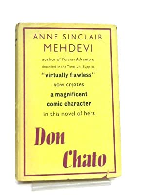 Don Chato: Anne Sinclair Mehdevi