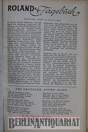 Redakteur Berlin