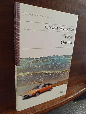 Playa Omaha: Gonzalo Calcedo