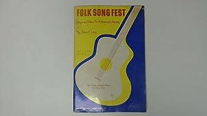 Folk Song Fest Songs and Ideas for: Leisy, James F.
