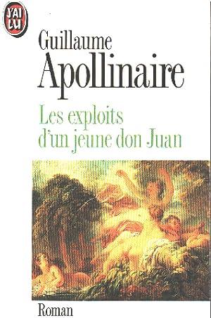 Image du vendeur pour Les Exploits d'un jeune Don Juan mis en vente par librairie philippe arnaiz