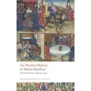 Le Morte D'Arthur The Winchester Manuscript: Malory, Thomas; Cooper,