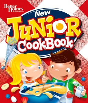 Better Homes and Gardens New Junior Cook: Better Homes and