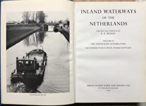 Inland Waterways of the Netherlands Vol.2 north-East)
