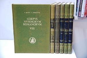 corpus nummorum romanorum 6 voll. 8 9