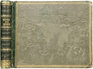 Souvenirs de la Suisse.: FUESSLI, Henri (1755-1829)