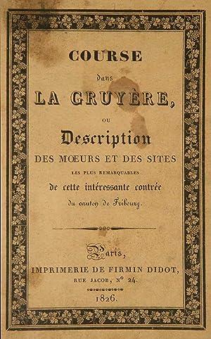 La Gruyère. 4 guides de voyages reliés