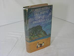 JAMES BEARD. DELIGHTS AND PREJUDICES (Signed): Beard, James; drawings