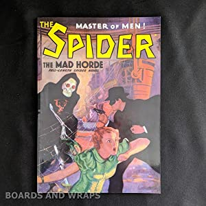 The Spider The Mad Horde